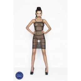 Robe noire BS033 - TU Passion Robes Sexy 3500395000500 Lerotika