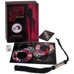 Jeu A Deeper Shade of Red Kheper Games Jeux Coquins 1130835000000 Lerotika
