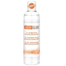 Lubrifiant et Massage Waterglide Guarana - 300 ml Waterglide Lubrifiants à base d'eau 4100446000000 Lerotika