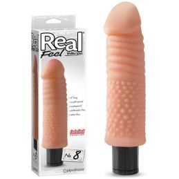 Vibromasseur réaliste Real Feel 8 - 22,5 cm Pipedream USA Godes XXL 1819500000000 Lerotika