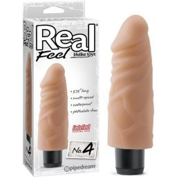 Vibromasseur réaliste Real Feel 4 - 15 cm Pipedream USA Godes Vibrants 1819460000000 Lerotika