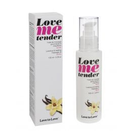 Love Me Tender Vanille 100ML Love to Love Huiles de Massage LTL-01708 Lerotika