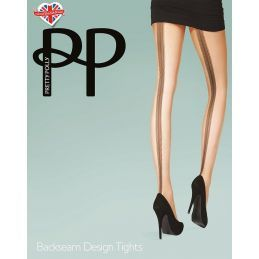 Collants couture design Pretty Polly Collants Fantaisies & Résilles PP-PNAVG3 Lerotika