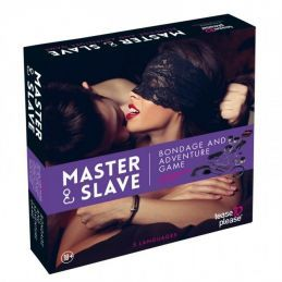 Master Slave Purple Premium - KIT BDSM Coffrets Fetish TP-5004 Lerotika