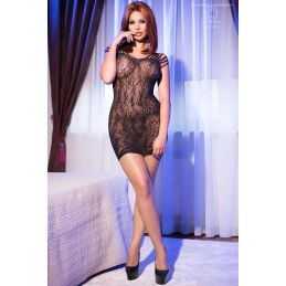 Robe dentelle florale Chilirose Robes Sexy CR-4095 Lerotika
