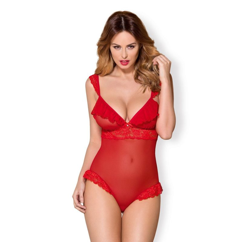 863-TED-3 Body - Rouge Obsessive Bodys OB-5089 Lerotika