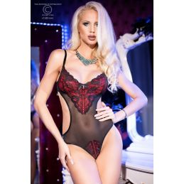 Body dentelle rouge Chilirose Bodys CR-4155 Lerotika