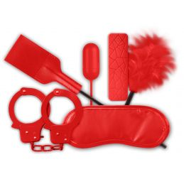 Coffret Fetish BDSM Soft Rouge Dream Toys Coffrets Fetish 1110668000000 Lerotika