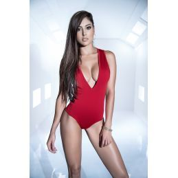 Bodysuit hook red 2472 Mapalé
